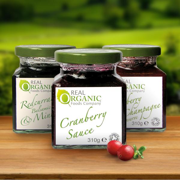 Real Organic Gourmet Range
