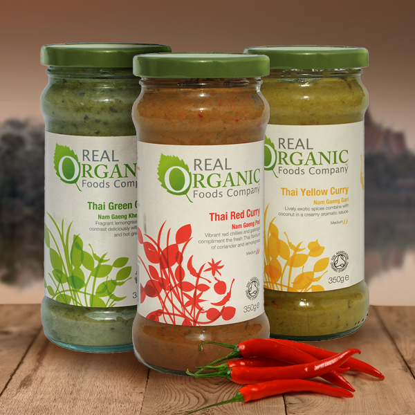 Thai Curry Sauces