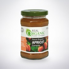 Real Organic Apricot Conserve