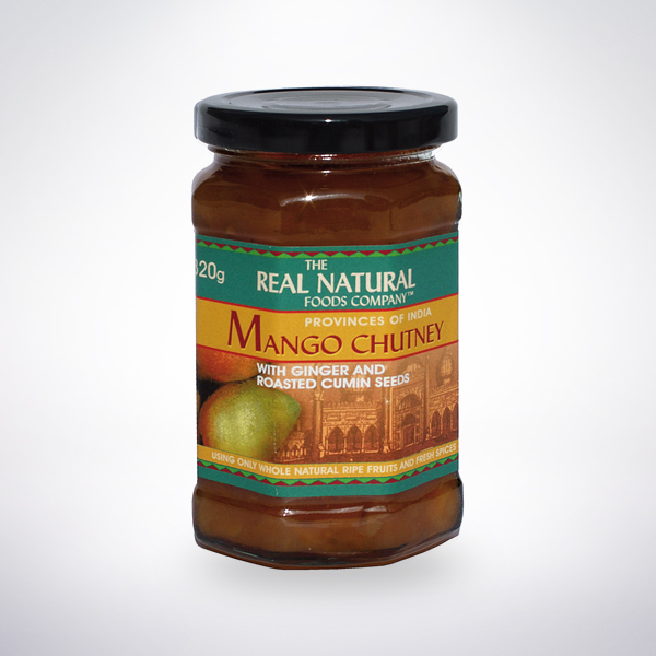 Real Natural Mango Chutney