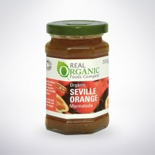 Real Organic Seville Orange Marmalade