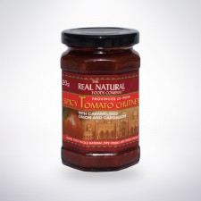 Real Natural Spicy Tomato Chutney