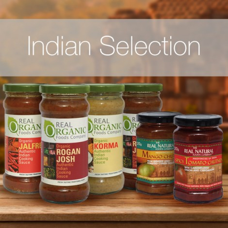 Real Organic Indian Selection
