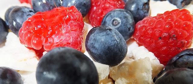 Summer Fruits Eton Mess