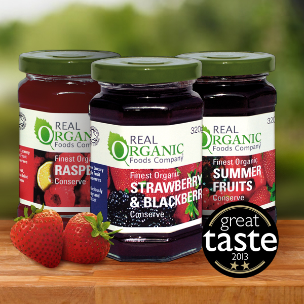 Real Organic Conserves