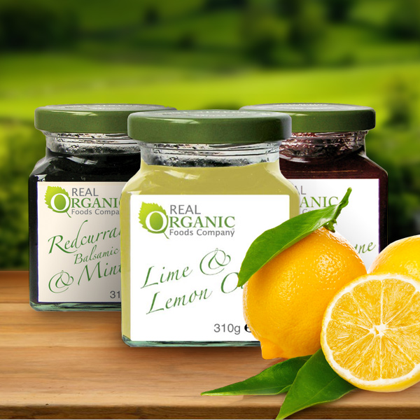 Luxury Organic Conserves
