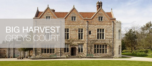 Big Harvest Greys Court