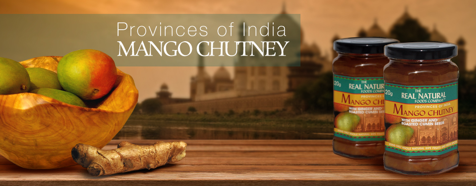 Provinces of India Mango Chutney
