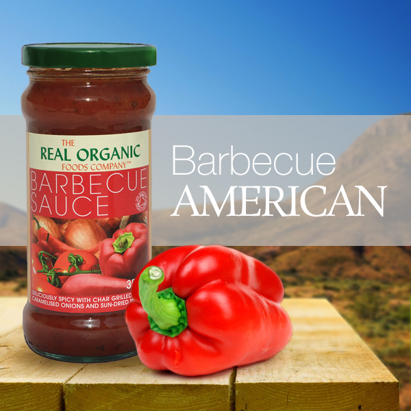 Organic Barbecue Sauce