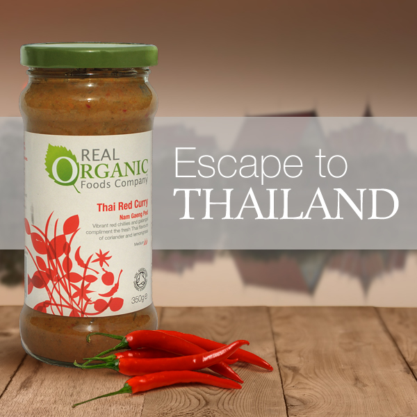Organic Thai Curry Sauces