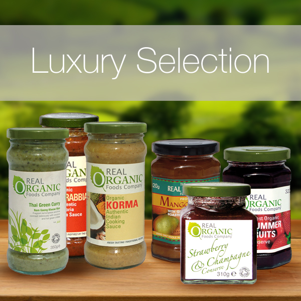 Real Organic Luxury Selection
