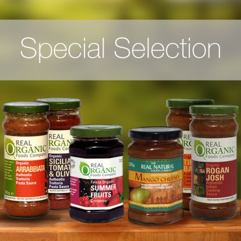 Real Organic Special Selection